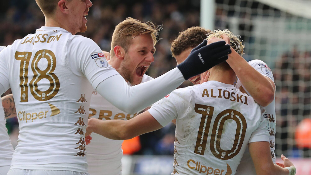 Derby County – Leeds 2-2